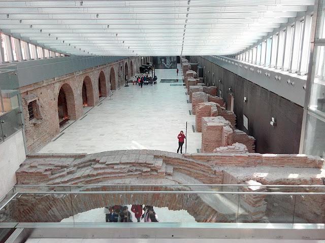 Museo Casa Rosada en Plaza de Mayo, Buenos Aires