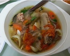 Resepi Sup Ayam Thai
