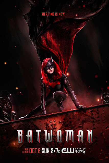 "Batwoman Television Series ""Her Time Is Now"" Teaser Poster"