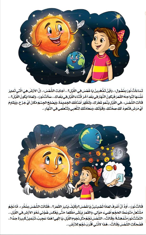 قصص الاستماع للصف الثانى الابتدائى منهج اللغة العربية الجديد ترم أول 2020 12