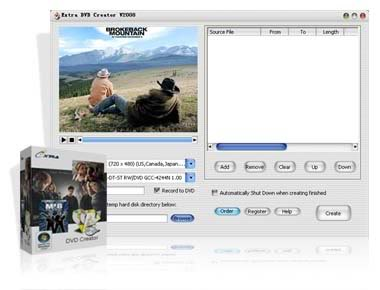 Download - Extra DVD Creator 6.3