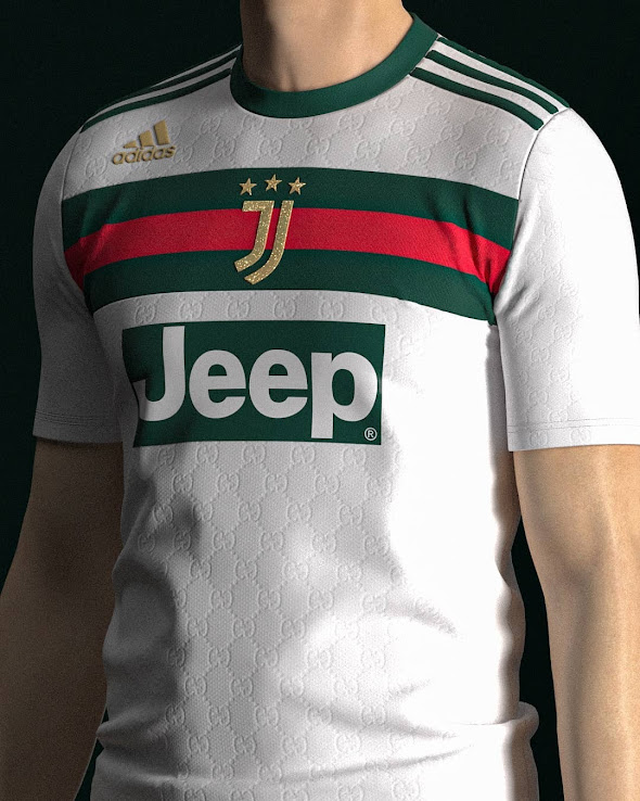 Amazing Adidas Juventus X Gucci Concept Kit By Settpace Footy Headlines