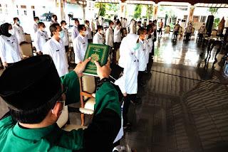 8 Pejabat Tinggi Patama, 5 Kepala UPTD Puskesmas, 39 Pengawas, 30 Administrator Dilantik Bupati