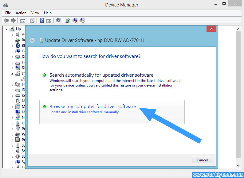 How to Manually Update Your Device Driver Step 5