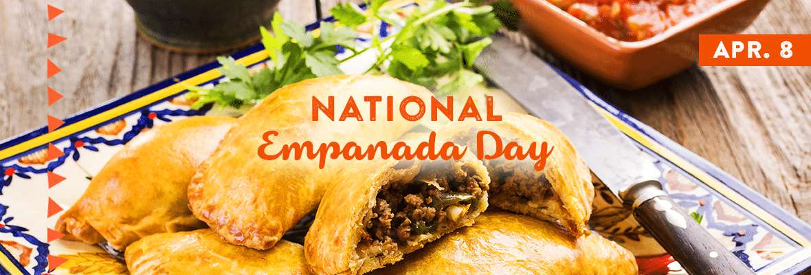 National Empanada Day Wishes Images download