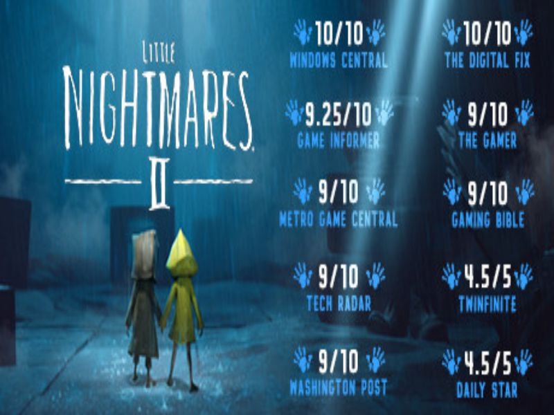Download Little Nightmares 2 Game PC Free