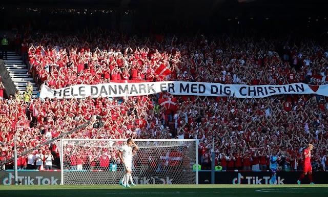 Δανία-Βέλγιο 1-2: Ντε Μπρούιν εσύ σούπεσταρ