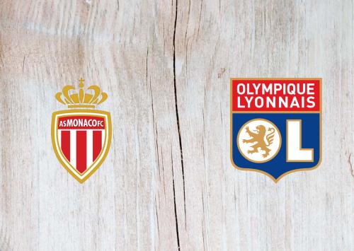 Monaco vs Olympique Lyonnais -Highlights 9 August 2019