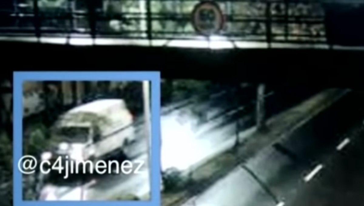 En ambulancia clonada del IMSS, Sicarios del CJNG planearon llevarse herido a Omar García Harfuch