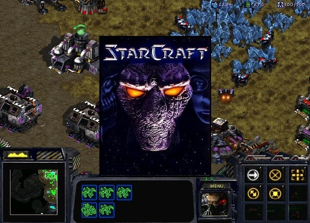 StarCraft - Top 10 Old PC Games That Are Still Worth Playing