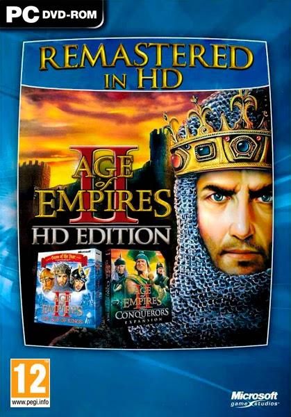 Age Of Empires II HD Edition ESPAÑOL PC Full