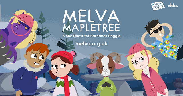 Help Your Child Understand & Manage Their Everyday Worries & Anxiety (with the Help of Melva Mapletree)