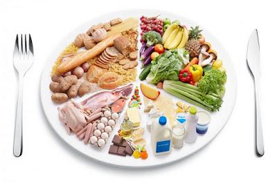 Mengatur Pola Makan Sehat Ketika Menjalani Ibadah Puasa