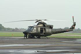 Helikopter Angkut Type Bell-412 EP
