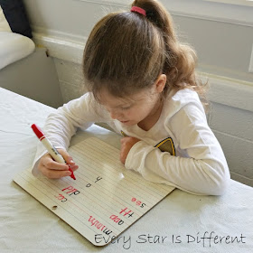 Our Montessori School Schedule-Concentration