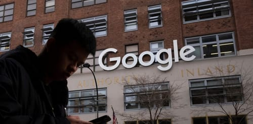 Google makes it difficult to find privacy settings
