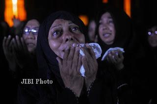 Ngeyel! Meski Ditolak Ormas Islam, Pengikut Syiah Tetap Gelar Perayaan Sesat Asyura di Semarang