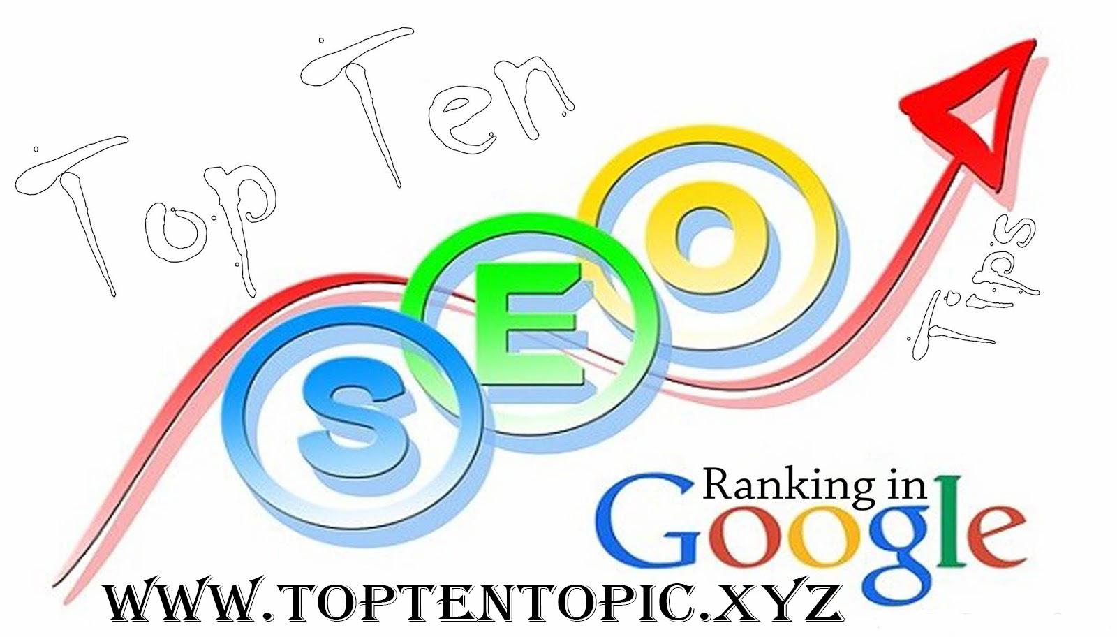 Top Ten SEO Tips for Better Ranking in Google