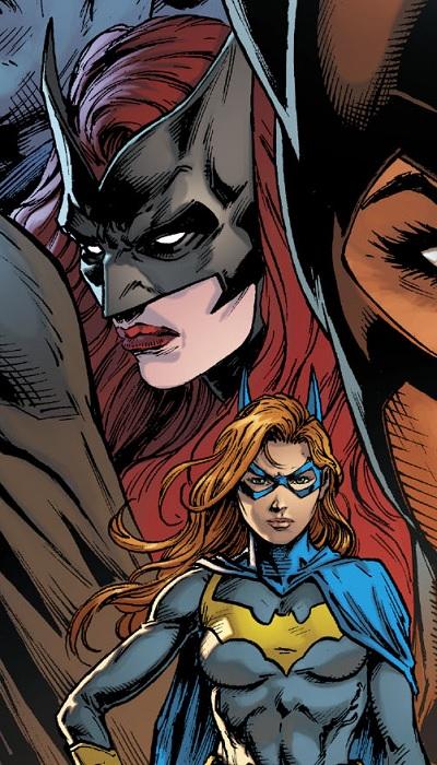 Batgirl - Mera - Batwoman: March 2019