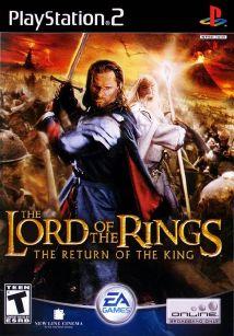Senhor dos Anéis O Retorno do Rei PT-BR PS2 Torrent