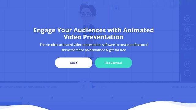 free online explainer video maker- whiteboard video maker software 2020