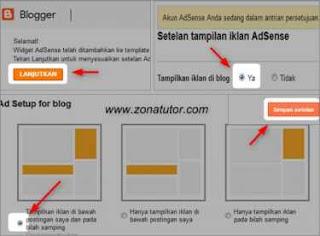 Cara Daftar Google Adsense Lewat Blogspot