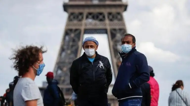 France records a high number of daily injuries in Corona