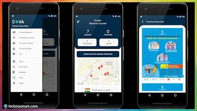 cova punjab app
