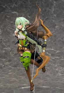 """La Elfa de """"Goblin Slayer!"""" en una impresionante figura de Phat!"""