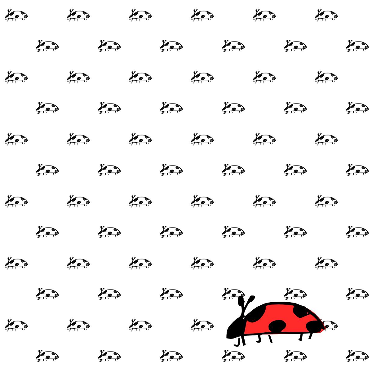 Free Digital And Printable Ladybug Scrapbooking And Fun