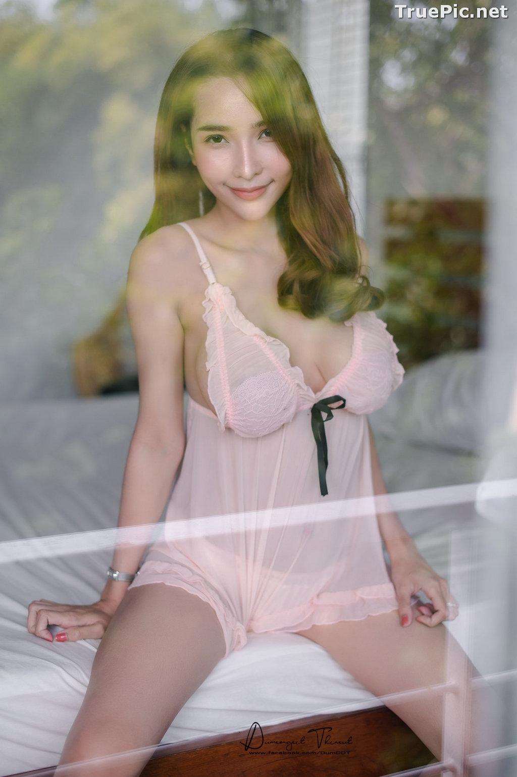 Image Thailand Model - Thanyalak Phantan - Cherry Pink Love - TruePic.net - Picture-10