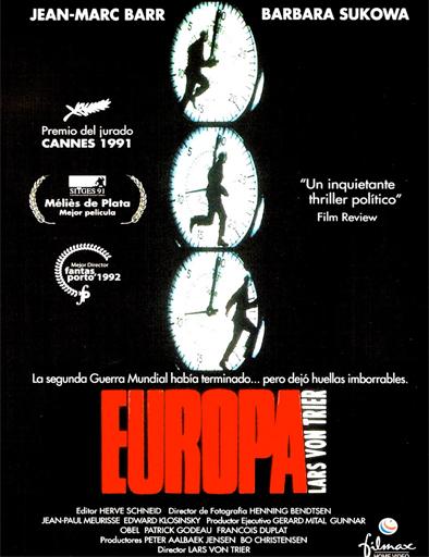 Ver Europa (1991) Online