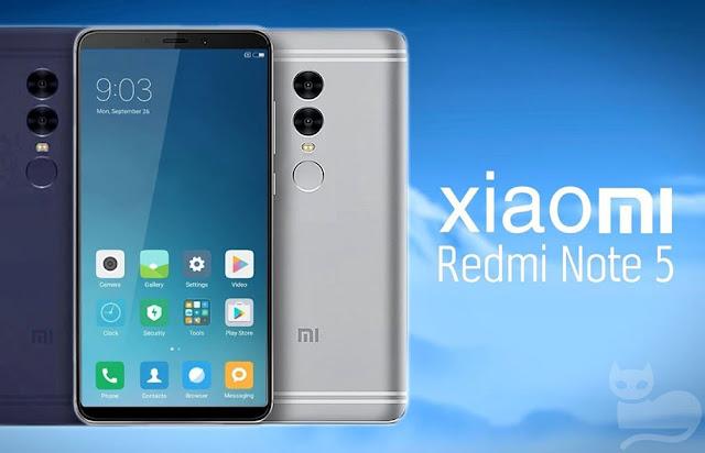 Xiaomi Redmi Note 5 Segera Rilis