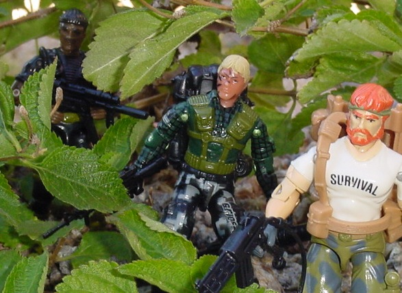 1994 Stalker, Battle Corps, 2004 Night Force Short Fuse, 1987 Outback