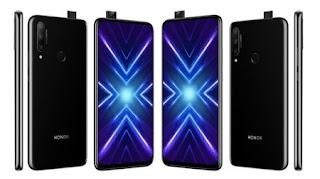 مواصفات هواوى هونر 9اكس - Huawei Honor 9X   هونر Honor 9X  الإصدارات: STK-LX1  المعروف أيضًا باسم Honor 9X Premium