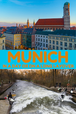 Travel the World: Have a long layover in Munich. Things to see in Munich in a day.