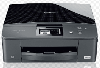 Brother DCP-J525W Scanner Driver Software Download