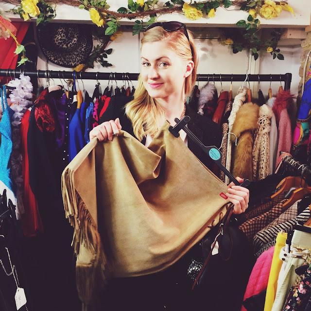 Hastings, FashionFake, UK fashion bloggers, vintage shop