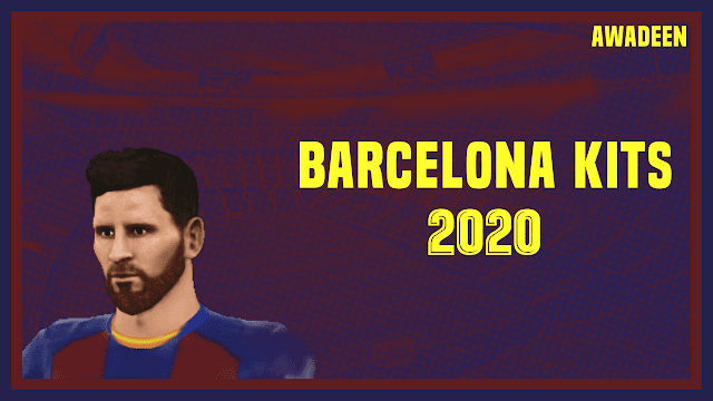FC Barcelona 2019/2020 Kits-Dream League Soccer Kits