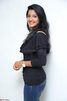 Deepthi Shetty looks super cute in off shoulder top and jeans ~  Exclusive 122.JPG