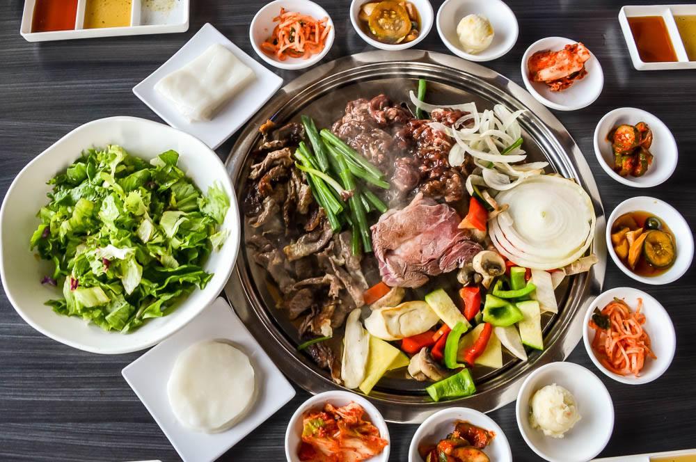 Korean Bbq Restaurant San Diego