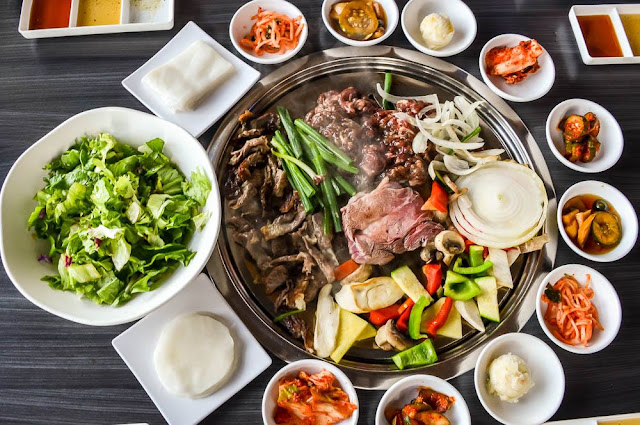 Sandiegoville All You Can Eat Gen Korean Bbq House