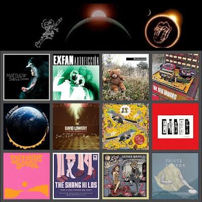 Especial enero. 12 recomendaciones discográficas del 2021