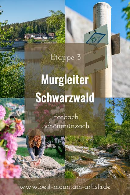 Premiumwanderweg Murgleiter | Etappe 3 von Forbach nach Schönmünzach | Wandern nördlicher Schwarzwald 06