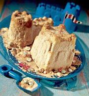Ice Cream Castle Cake Recipe