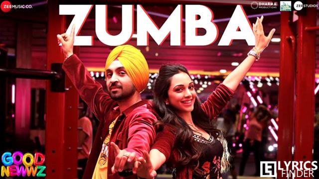 Zumba Lyrics Romy Good Newwz
