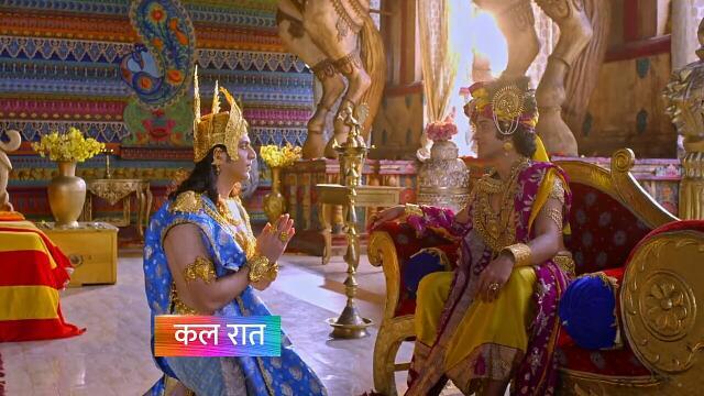 Radha Krishn: Krishna-Arjun Gatha 17Aug full Episode