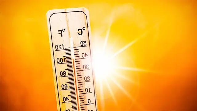 موجة حر بعدد من مناطق المملكة من يوم الأحد الى الأربعاء المقبل