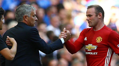 Jose Mourinho: It's hard for Wayne Rooney, but i'll never sell him, it'll never go to that point