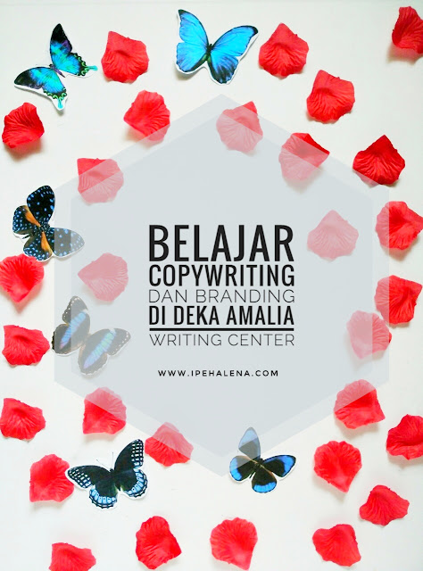 Belajar Copywriting Di Kelas Online Deka Amalia Writing Center